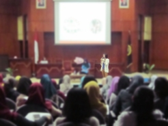 Kartini lives in me @Universitas Brawijaya (2016)
