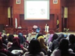 Kartini lives in me @Universitas Brawijaya (2016)