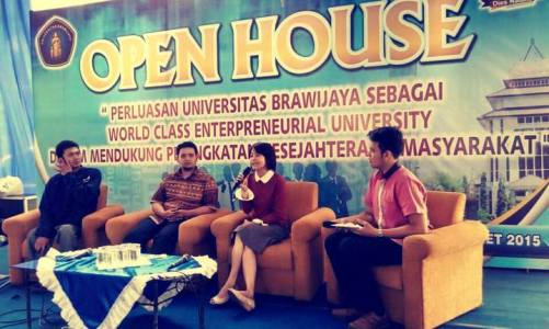 Open House Universitas Brawijaya 2015