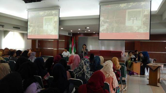 Neuropolitics @Universitas HAMKA Jakarta (2016)