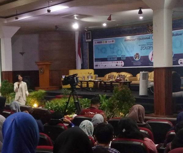 Sexophone @Universitas Muhammadiyah Malang (2016)