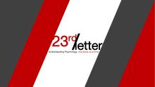 23rd Letter